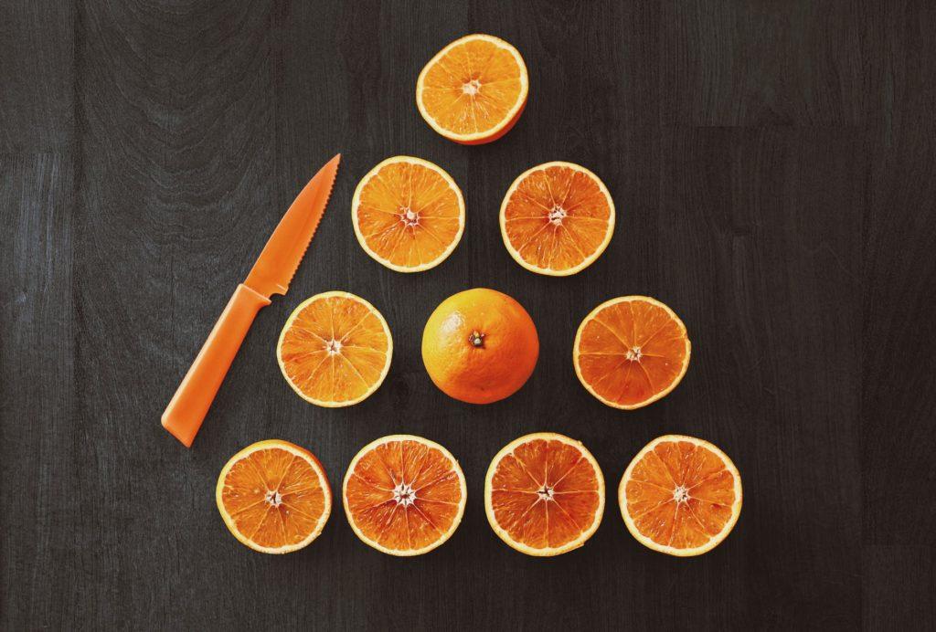 TOP 10 Länder: Export von Orangen