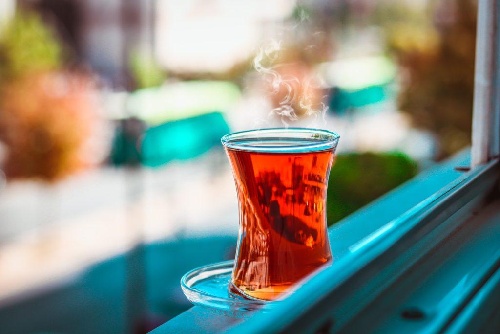 TOP 10 Länder: Export von Tee