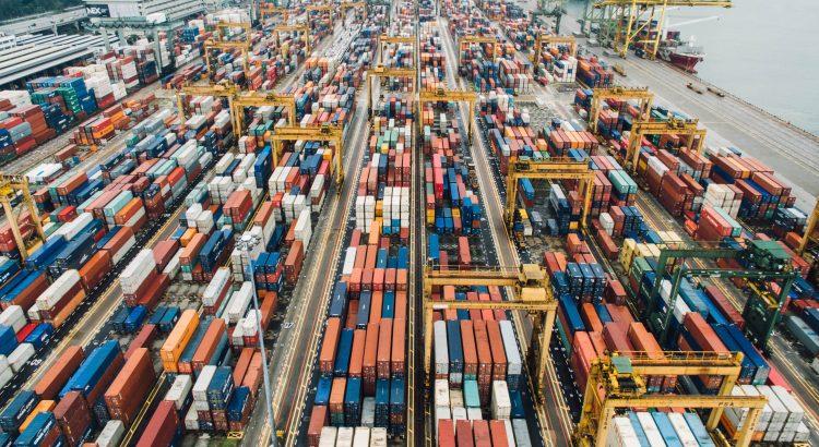 Weltweite Importe