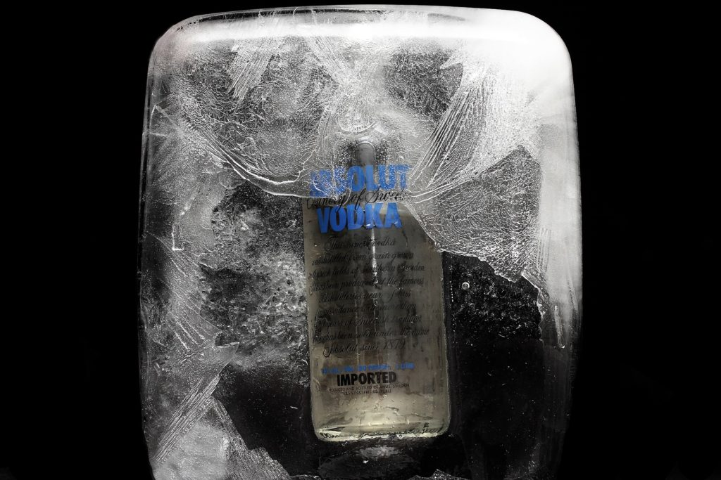 TOP 10 Länder: Export von Wodka