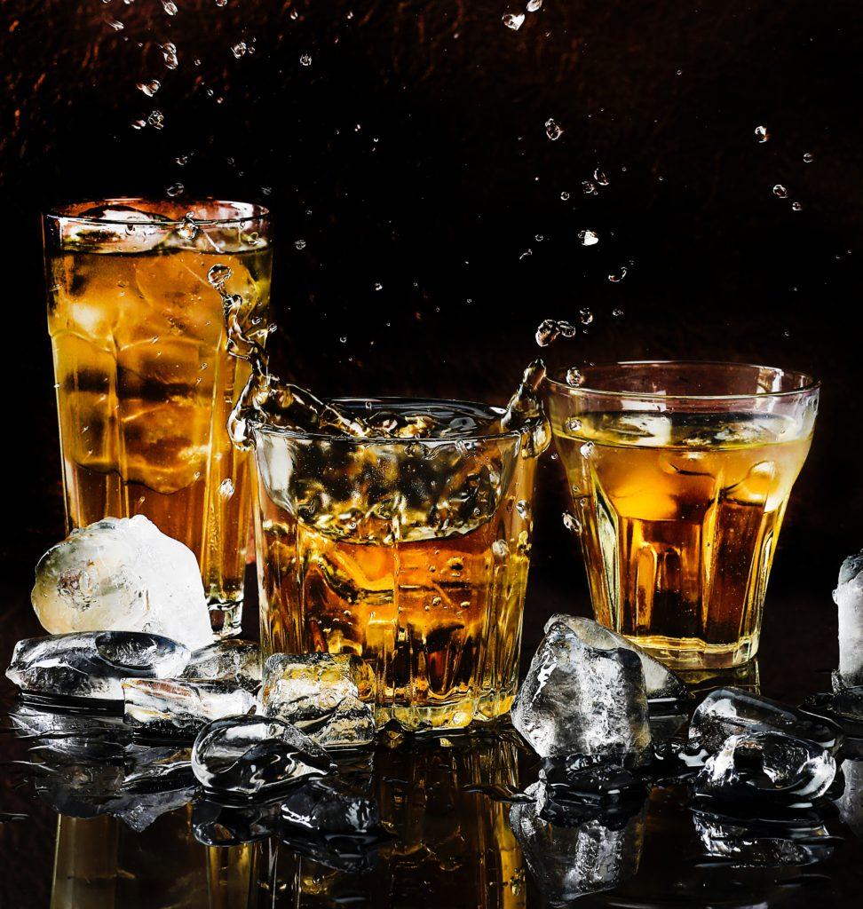 Top 10 der Whisky-Exporteure nach Land