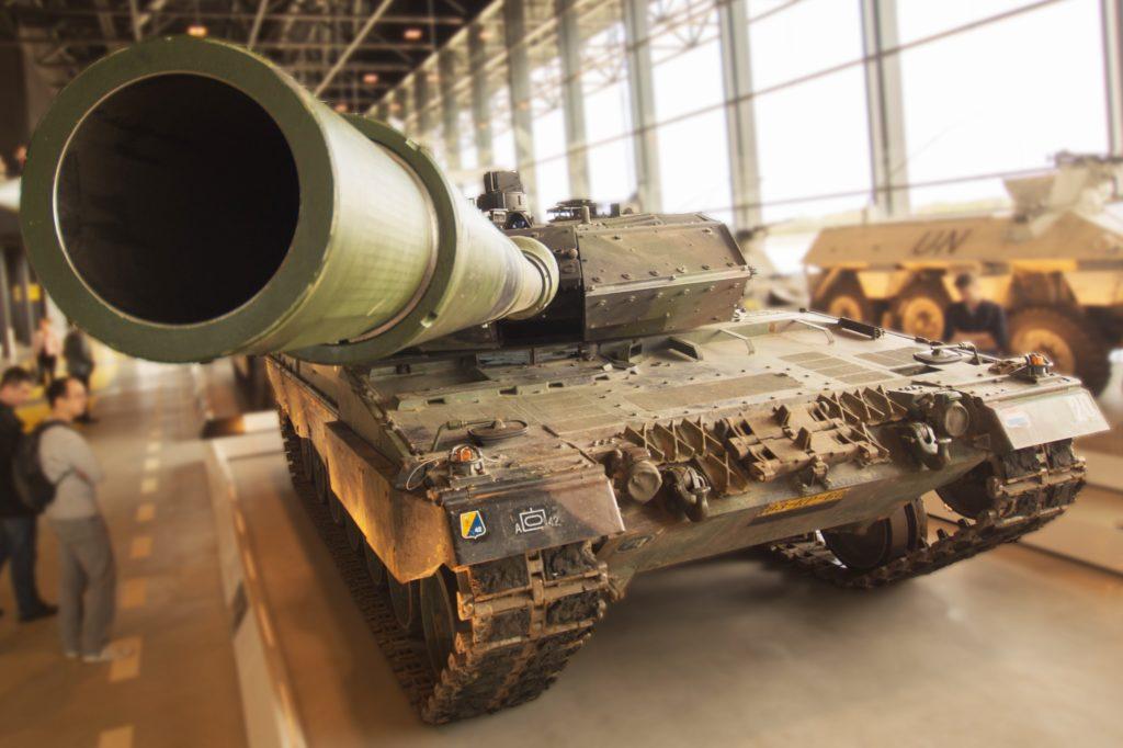 TOP 10 der globalen Panzer-Exporteure nach Wert und Land