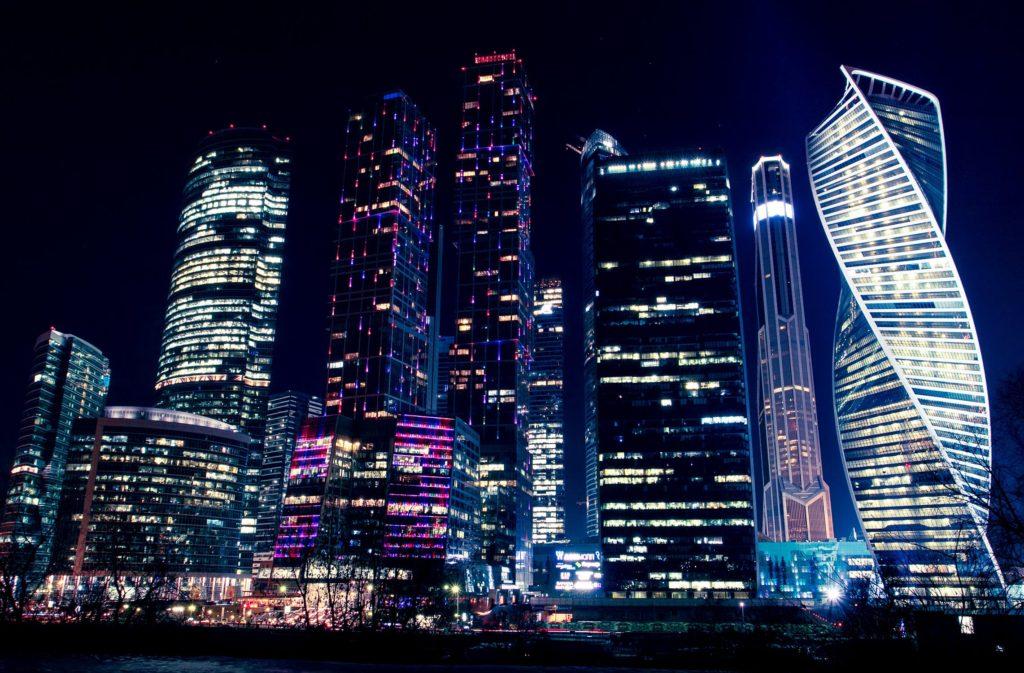 Dies ist eine Darstellung und Übersicht der zehn größten russischen Unternehmen