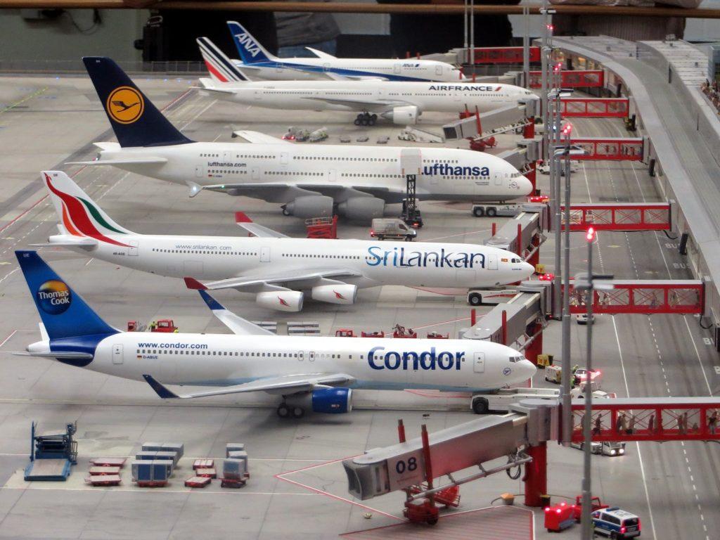 Dies ist eine Übersicht der zehn größten Fluggesellschaften nach Umsatz. Mit Tabelle.
