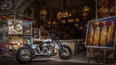 Dies ist eine Darstellung der zehn größten Exporteure von Motorrädern nach Land