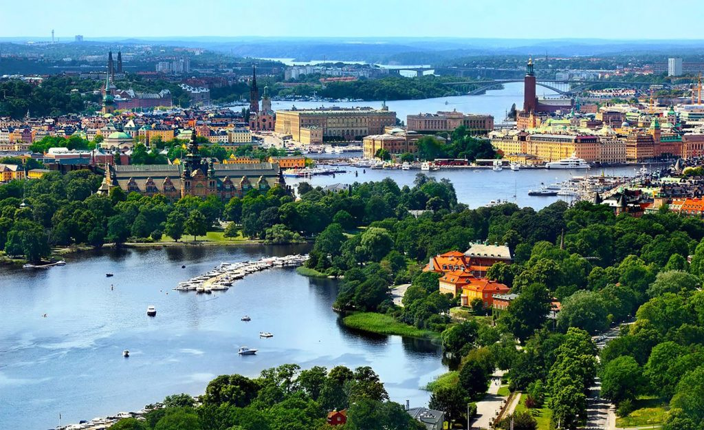 مات TOP 10 أكبر شركة في السويد من حيث المبيعات. مع الجدول والشرح.
