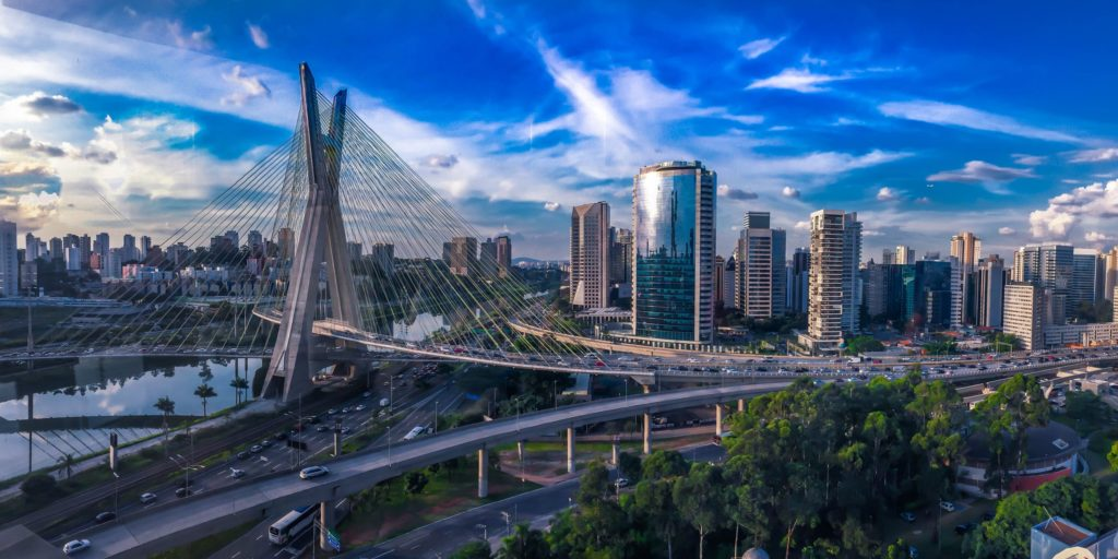 Ceci est un aperçu des dix plus grandes entreprises au Brésil en termes de ventes. velours TOP10Tableau.