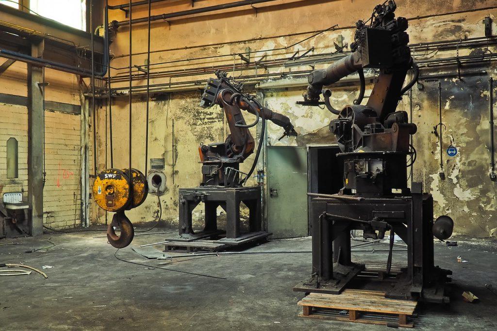 TOP 10 Pays d'exportation de robots industriels