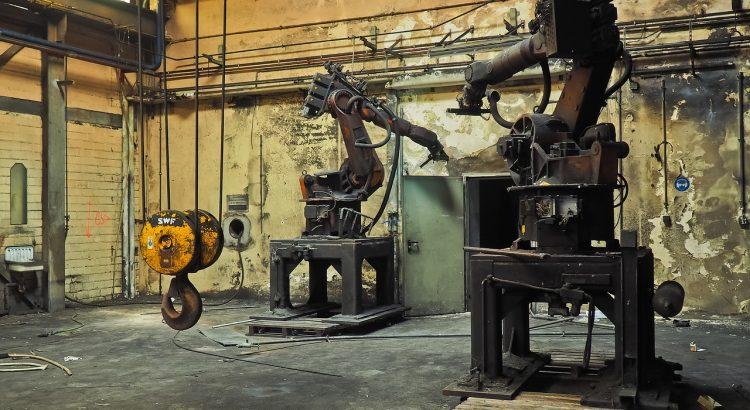 TOP 10 Exportländer von Industrierobotern
