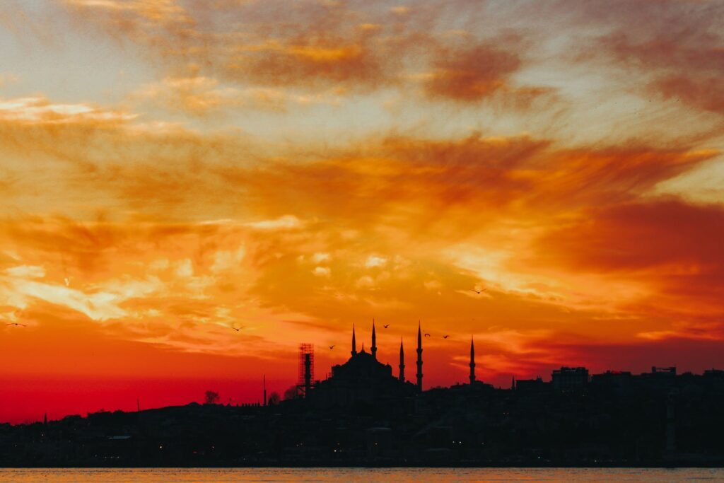 TOP 10 Exportzielländer der Türkei