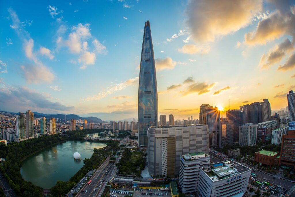 TOP10 der größten Unternehmen Südkoreas nach Umsatz