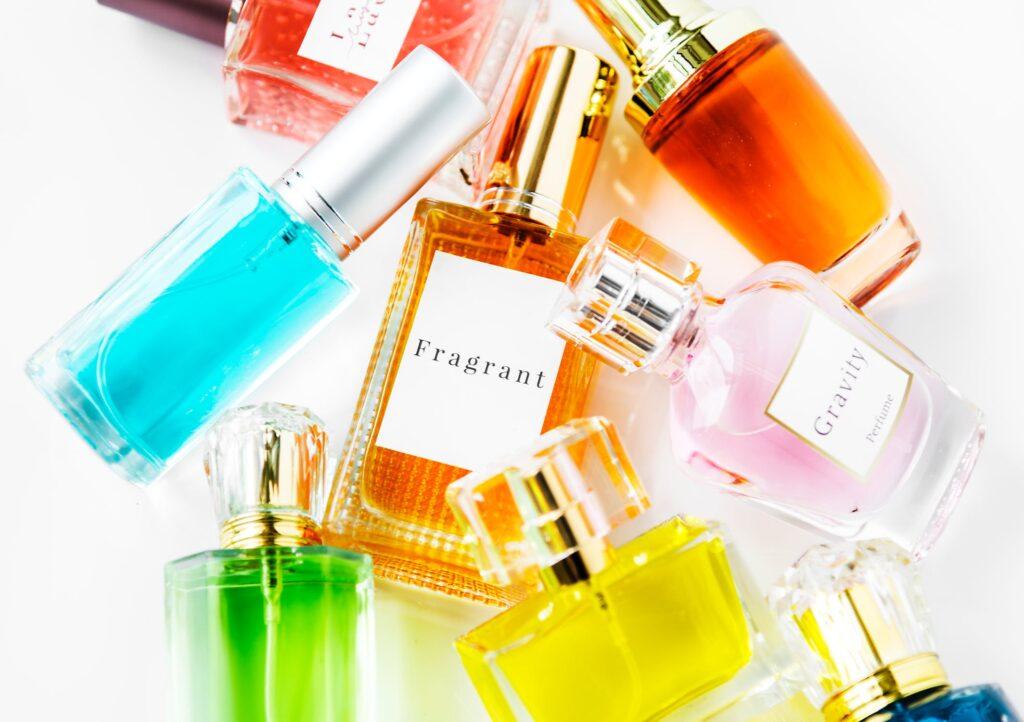 TOP 10 Länder: Export von Parfüm