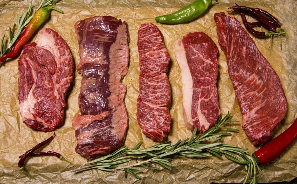 TOP10 Exportateurs de viande mûre par pays et valeur à l'exportation l'année 2018