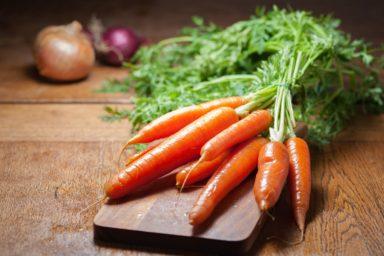 TOP10 der größten Exportländer von Möhren und Karotten 2018
