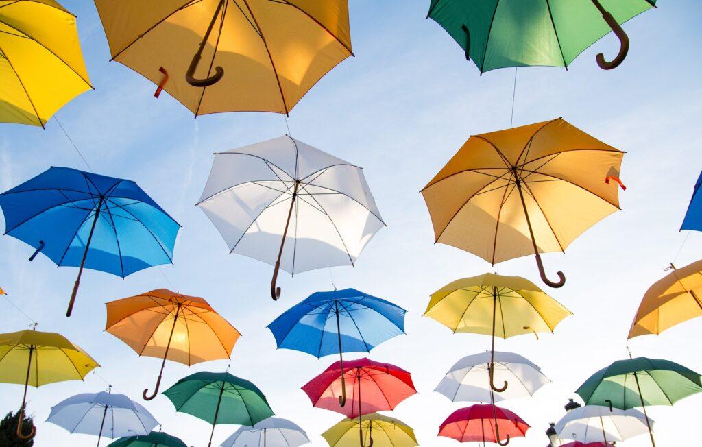 TOP10 Exportateurs de parapluies et parasols 2018