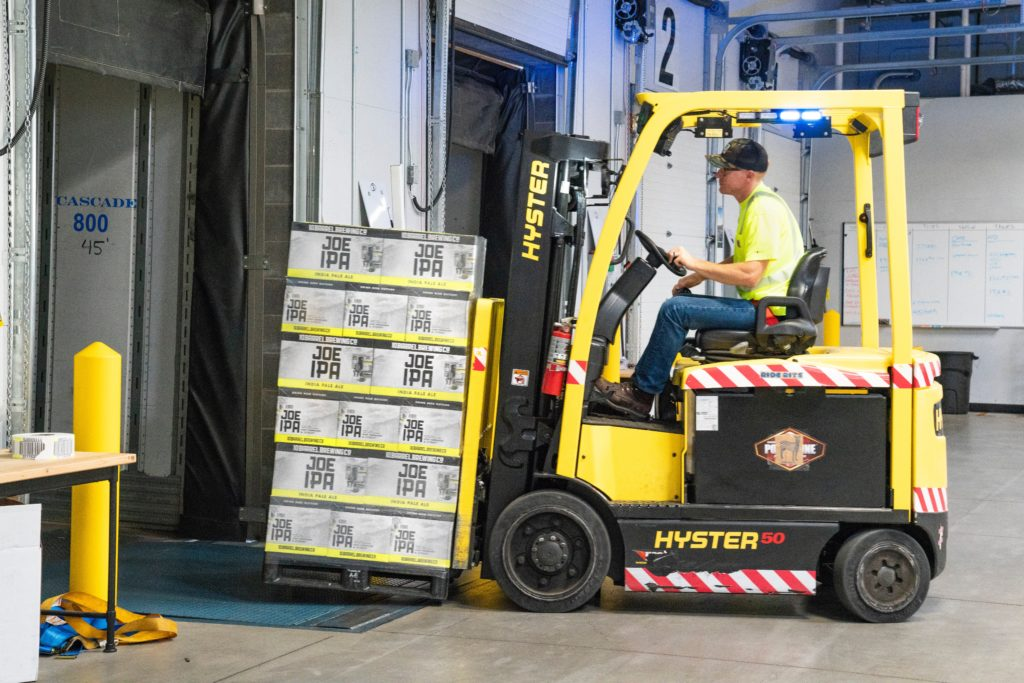 TOP10 the largest exporters of forklifts