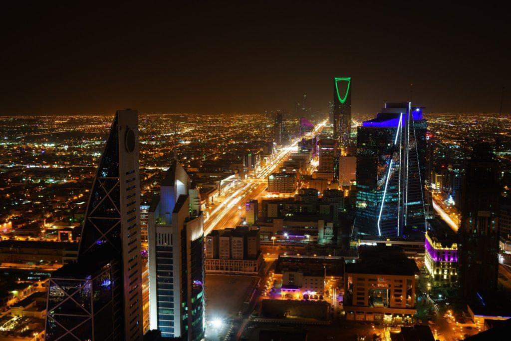 TOP10 Exportgüter von Saudi-Arabien nach Exportwert und Anteil