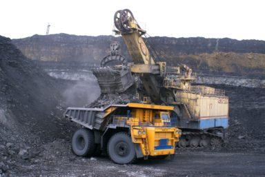 TOP10 Förderländer von Kohle nach Land