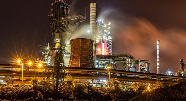 TOP10 Produktion von Stahl nach Land