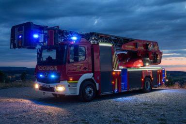 TOP10 Exportländer von Löschfahrzeugen der Feuerwehr