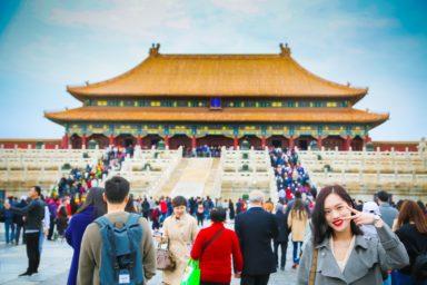 TOP10 Länder nach Touristenanzahl
