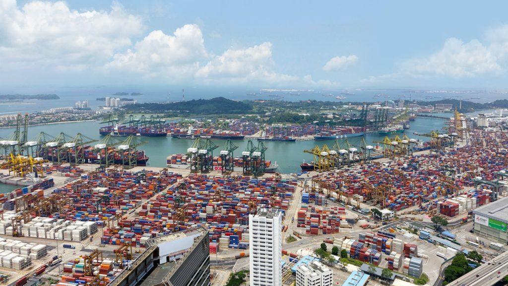 TOP10 der zehn wichtigsten Exportwaren insgesamt