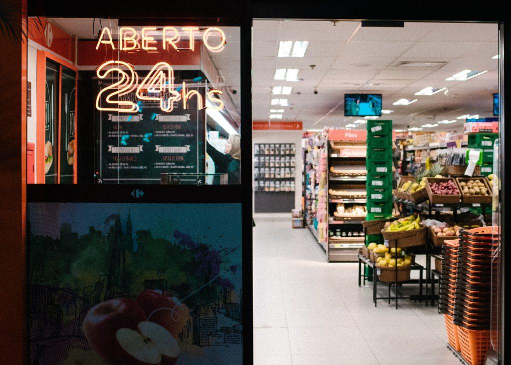 Die zehn größten Lebensmitteleinzelhändler Europas nach Umsatz