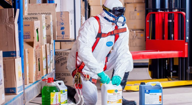 Die größten Chemiehandelsnationen gemessen am Export von organischen Chemikalien